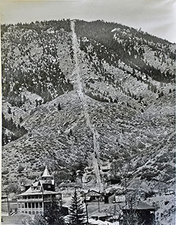 Incline with Depot