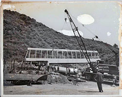 Incline Car Construction