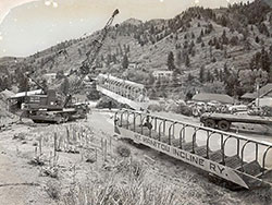 Incline Railway Construction
